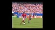 България срещу Германия (world Cup 94) Part 1 of 8