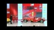 F1 2011 Ferrari F150 Team Presentation