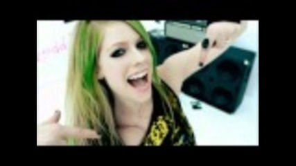 Avril Lavigne ~ Smile ( official music video )