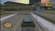 gta 3 епизод 6- driver (шофиор) на обир