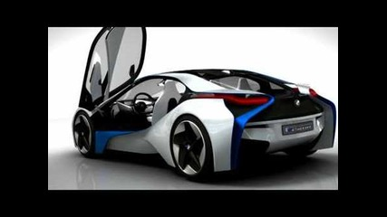 Bmw Vision Efficientdynamics Design animation