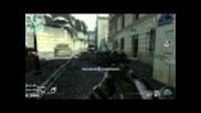 Modern Warfare 3: Клипчета и коментар