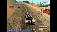 Gta Samp Drift Racing Shezy vs Demo_mafiq