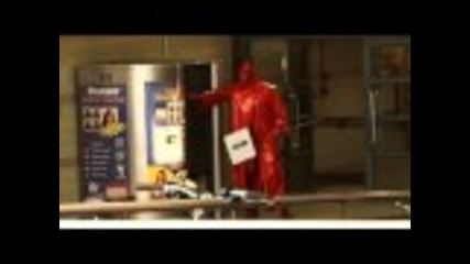 Скрита камера - Дявола (смях)