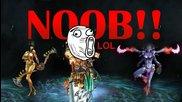 Noob играе Smite за първи път с Guan Yu