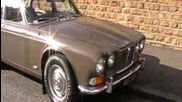 1972 Jaguar Xj6 Series 1 2.8 Exterior, For Sale, Very Rare.