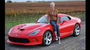 Srt Viper 2013 Review & Road Test with Emme Hall by Roadflytv