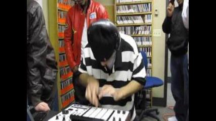 Araab Muzik In Studio