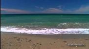 Расслабление с волнами моря.