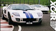 Ford Gt40, Ford Gt70 and Ford Gt: Five Decades of Awesom