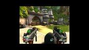 The vet and the Noob-serious sam 2 walktrough gameplay #4 Sorry Za Di6aneto!! :d