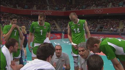 България - Аржентина *целия мач