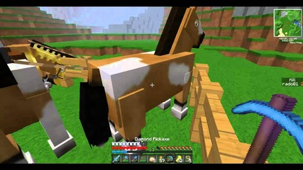 Minecraft Survival 1.6.2 еп.16