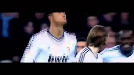 Cristiano Ronaldo Vs Sevilla Home 10 02 2013 La Liga