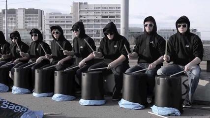Нинджа барабанчици!