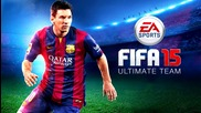 Fifa 15 Ultimate Team - Sony Xperia Z2 Gameplay