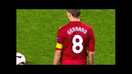Steven Gerrard - New Season 10-11 Goals Hd