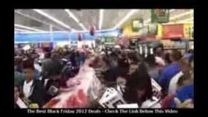 Черен петък в щатите, 2012 - безумие или изключителна възможност?