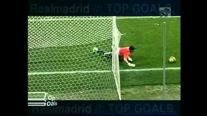 Top 10 saves Casillas