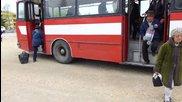 Чешки манияци на автобуси в Шумен