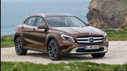 *new* 2015 Mercedes-benz Gla 220 Cdi - Interior, Design and Driving Footage