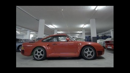 The Hidden Workshops of Porsche Classic - Driven