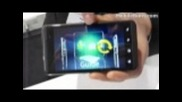 Lg Optimus 3d Android smartphone - live first look