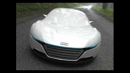 Audi A9 The Incredible Car!