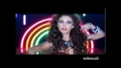 Anahi ft. Moderatto y Miranda - Click ( Official Music Video )