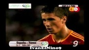 Fernando Torres - Spanish Goal Machine ~ Hd