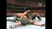 John Cena vs Shawn Michaels (raw 2007 match of the year)