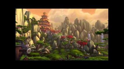 World of Warcraft-mits of Pandaria Trailer