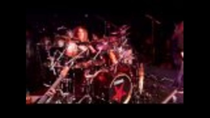 Jason Bittner and Shadows Fall at Guitar Center's Drum Off 2008