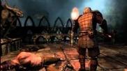 Skyrim Dawnguard - E3 2012 Skyrim Dawnguard Official Trailer gameplay skyrim dawnguard dlc Expansion