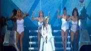Емилия - Концерт 11 години Тв Планета 04.12.2012