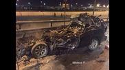 Ужасяващи кадри от катастрофи и инциденти в Русия.
