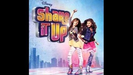 Shake it up/ A todo Ritmo - All way the up (burn it up)