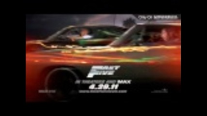 Fast Five Soundtrack - How We Roll (fast Five Remix) feat. Busta Rhymes by Don Omar