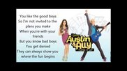 10 - Steal Your Heart Lyrics (full Song) - Ross Lynch - Austin & Ally - Hq Hd