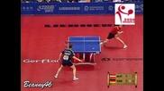 {hq} Werner Schlager vs Dimitrij Ovtcharov