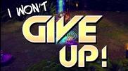 Instalok - I Won't Give Up