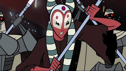 Star Wars: Clone Wars (the Original) част 11