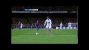 Победния гол на Кристияно Роналдо срещу Barcelona