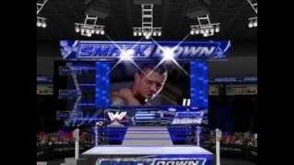 Rendy Orton vs Jon Cena seriq ot rko
