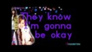 Miley Cyrus-party in the Usa [lyrics on Screen Hq Full]