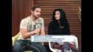 Melina & John Morrison's Channelnewsasia Interview