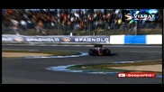 F1 2015 Jerez Testing Day- Mclaren Honda F1 Team Testing Their New F1 Car On Jerez Race Track 2015