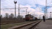 44 102 и 46 045 пристигат в Шумен