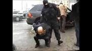 Руски спецназ в действие