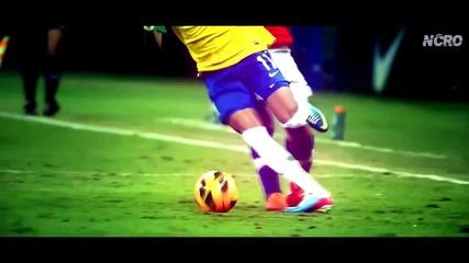 Neymar Jr vs Eden Hazard - Magic Battle - 2012/2013